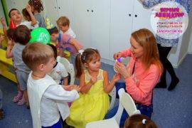детские праздники Черкизово