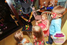 детские праздники Хорлово