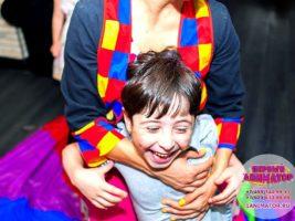 детские праздники Ильинское