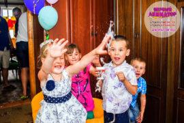 детские праздники Калининец