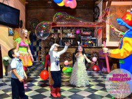 детские праздники Малаховка