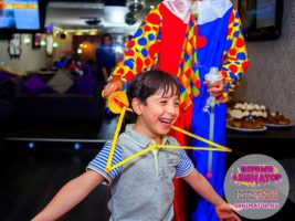 детские праздники Малино