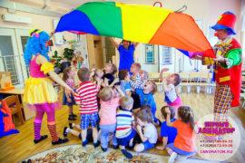 детские праздники Нахабино