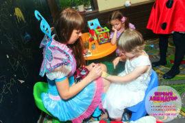 детские праздники Новоивановское