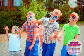 детские праздники Обухово