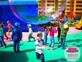 детские праздники Поварово