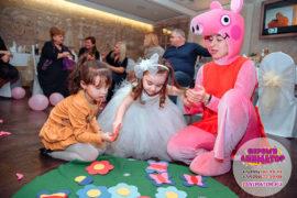 детские праздники Столбовая