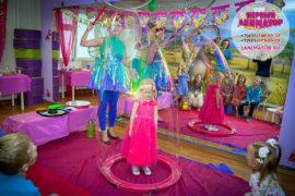 детские праздники Загорянский