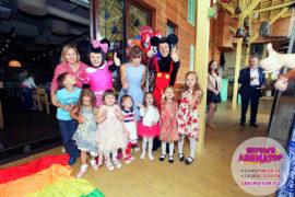 детские праздники Зеленоградский