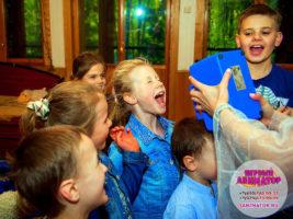 детский день рождения Ильинское