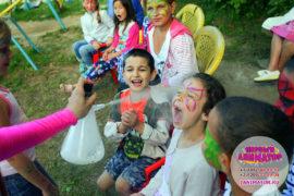 детский день рождения Калининец