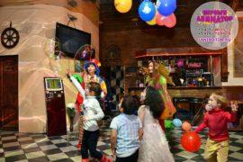 детский день рождения Уваровка