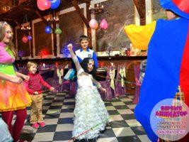 детский праздник Богородское