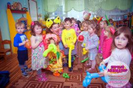 детский праздник Большие Вязёмы