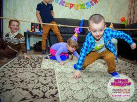 детский праздник Деденево