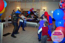 детский праздник Ильинское