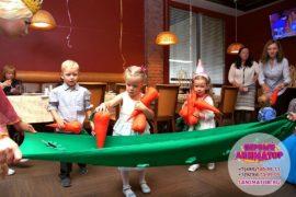детский праздник Лесной Городок