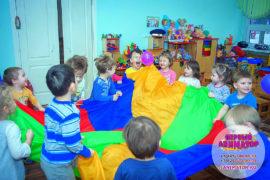 детский праздник Малаховка
