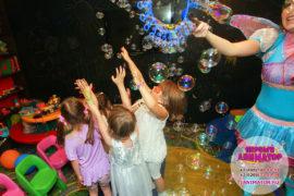 детский праздник Менделеево