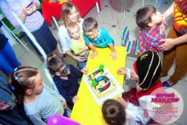 детский праздник Нахабино