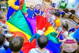 детский праздник Оболенск