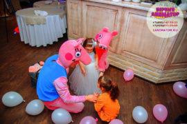 детский праздник организация Большие Дворы