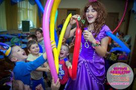детский праздник организация Большие Вязёмы