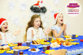 детский праздник организация Черусти