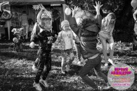детский праздник организация Хорлово
