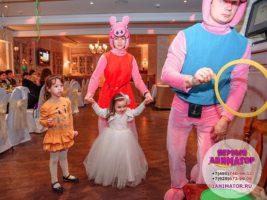 детский праздник организация Калининец