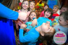 детский праздник организация Кратово