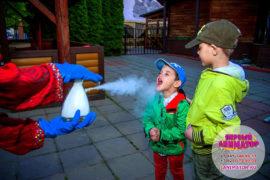 детский праздник организация Лесное