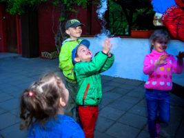 детский праздник организация Лесной Городок