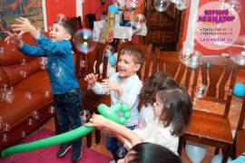 детский праздник организация Малаховка