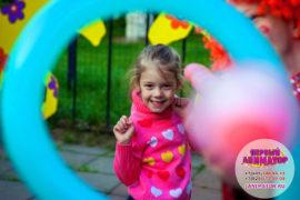 детский праздник организация Менделеево