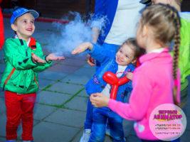 детский праздник организация Нахабино