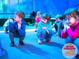 детский праздник организация Пески