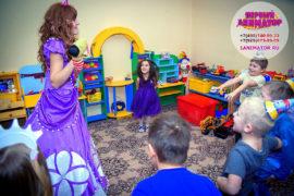 детский праздник организация посёлки Икша