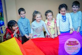 детский праздник организация Ржавки