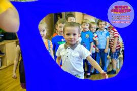 детский праздник организация Селятино