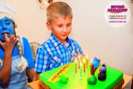 детский праздник организация Томилино