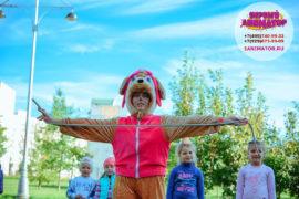 детский праздник организация Уваровка