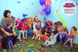 детский праздник организация Заречье