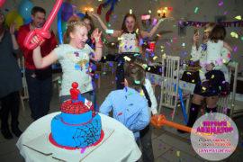 детский праздник посёлки Икша