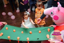 детский праздник Посёлок имени Цюрюпы
