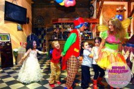 детский праздник Правдинский