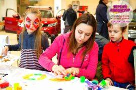 детский праздник проведение Белоозёрский