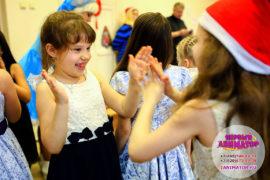 детский праздник проведение Большие Дворы