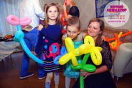 детский праздник проведение Большие Вязёмы