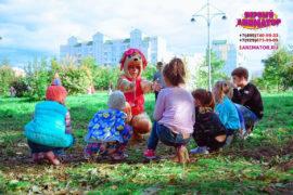 детский праздник проведение Черкизово
